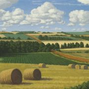 <b>Summer Harvest</b><br/>2010<br/>Oil on Canvas<br/>22 x 28 inches