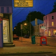 <b>Closing Time</b><br>2008<br>oil on canvas<br>24 x 36 inches