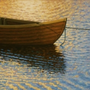 <b>The Boat</b><br>2005<br>oil on canvas<br>18 x 24 inches