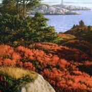 Cove in Autumn